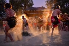 Aboriginal photographer Wayne Quilliams Art