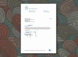 Gavin Jennings Letter Sept 2019