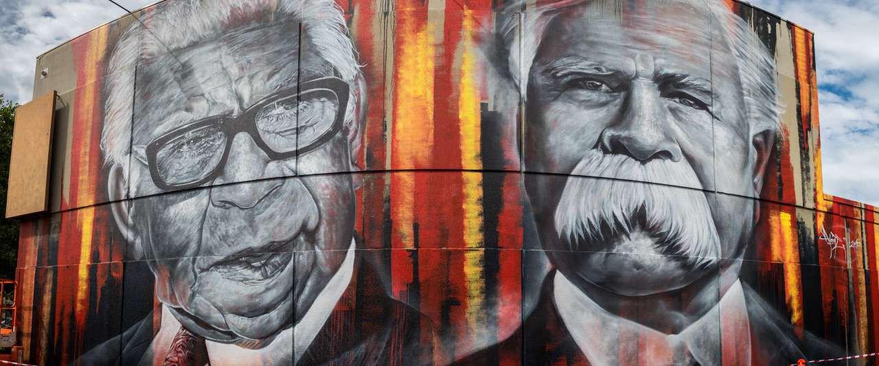 Greater Shepparton: Aboriginal Street Art Project