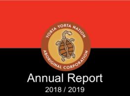 YYNAC Annual Report 2018/2019