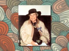 Aunty Geraldine Briggs AO