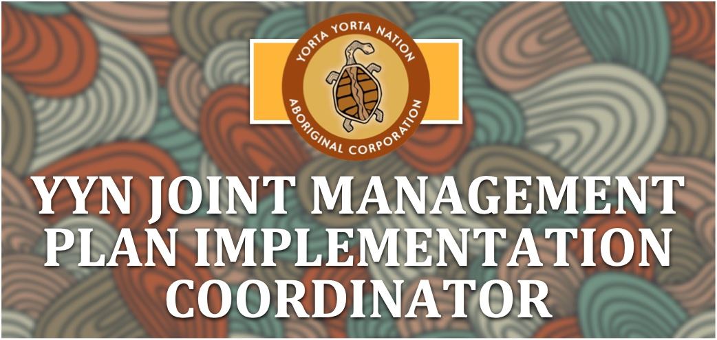 YYN Joint Management Plan Implementation Coordinator