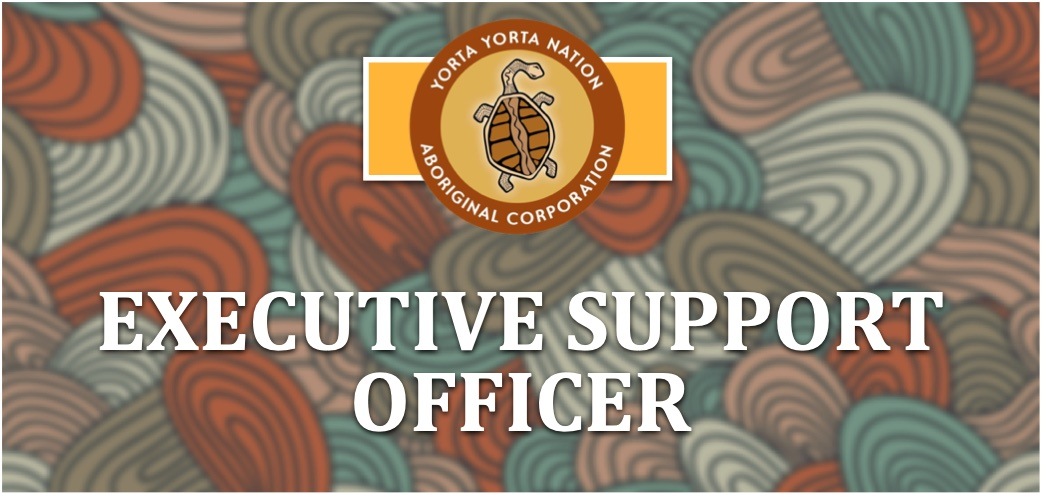 Job Vacancy: Executive Support Officer
