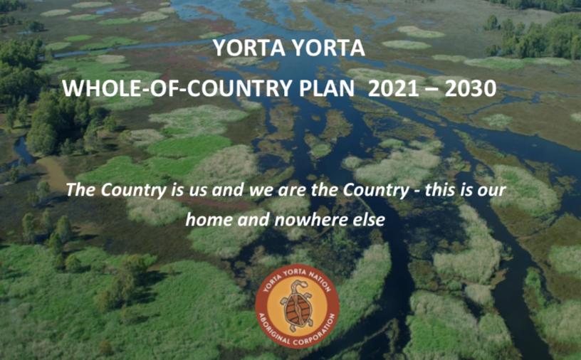 Yorta Yorta Whole-of-Country Plan 2021-2030