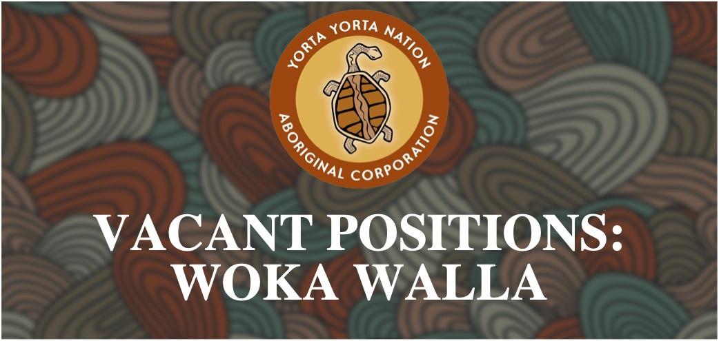 Vacancy: Woka Walla Casual Crew Members